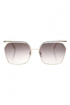 Sunglasses with logo od Alexander McQueen