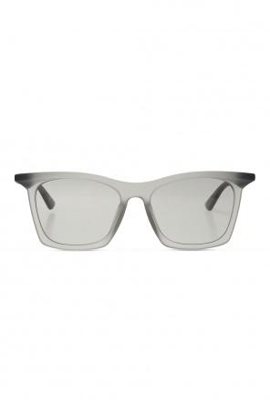 Sunglasses with logo od Balenciaga