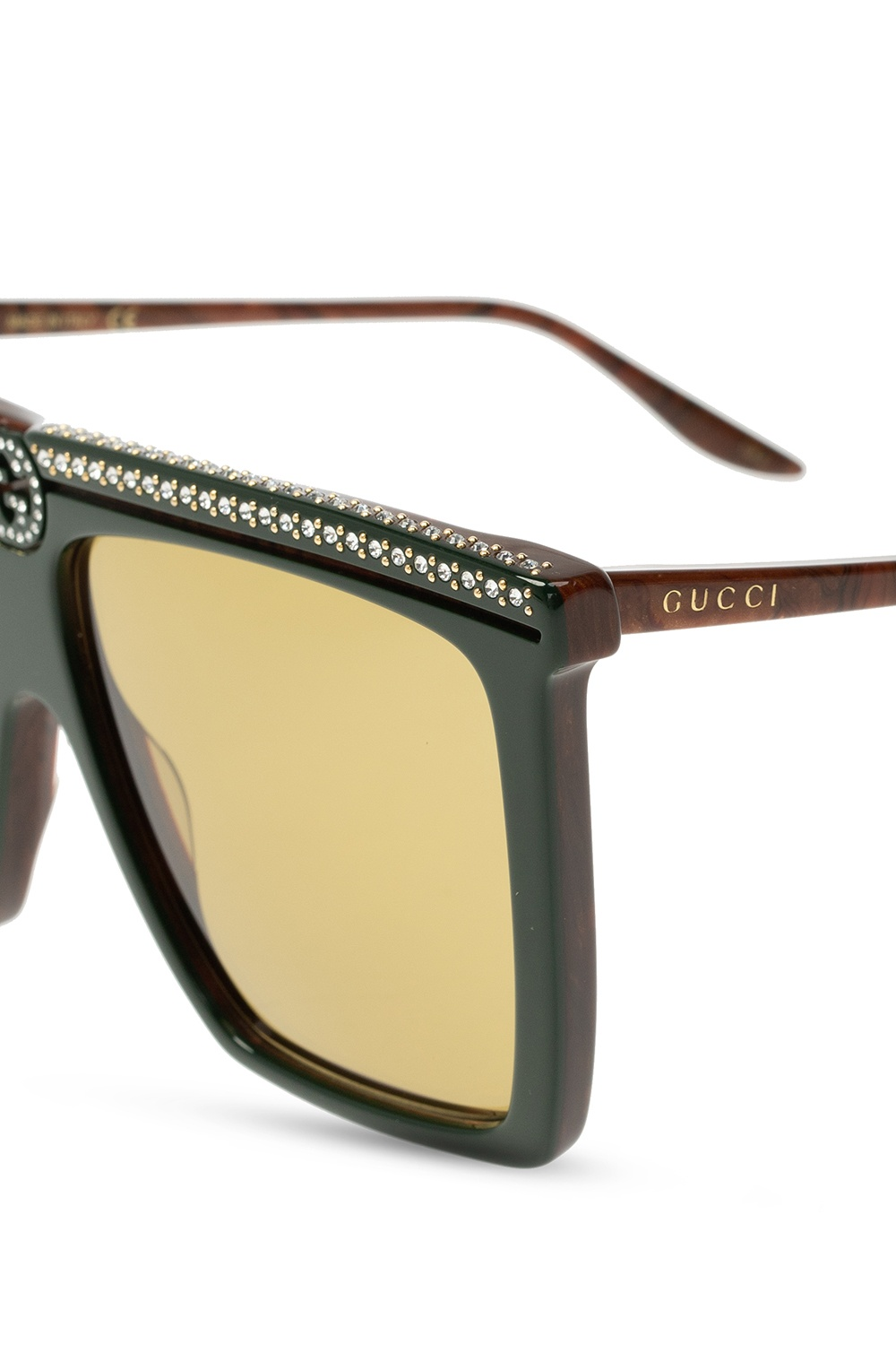 Gucci Logo sunglasses