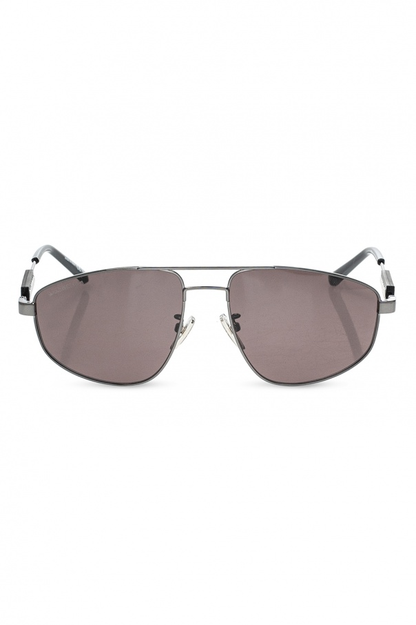 Balenciaga Logo sunglasses