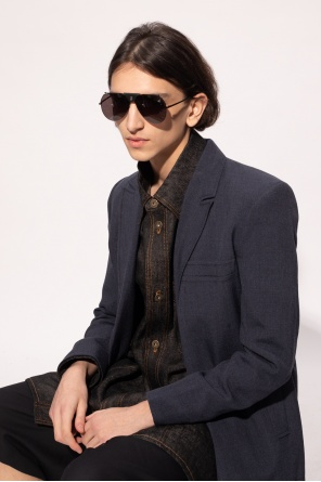 Sunglasses od Alexander McQueen