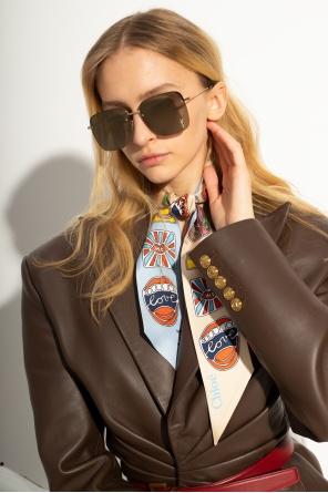 'sl 312 m' sunglasses od Saint Laurent