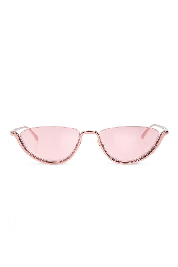 Bottega Veneta Mirror sunglasses