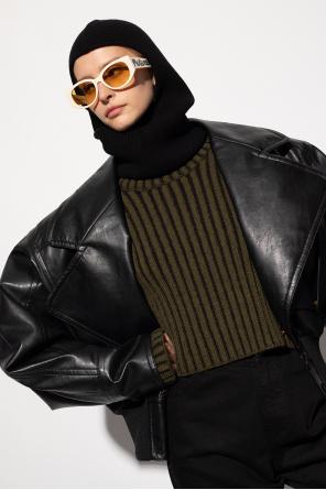 Sunglasses with logo od Alexander McQueen