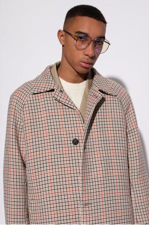 Logo-embossed sunglasses od Gucci