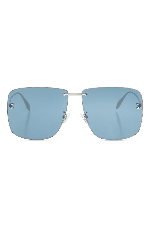 Alexander McQueen Sunglasses with logo