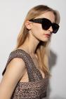 Alaia Embellished sunglasses