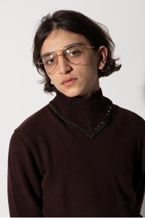 Okulary korekcyjne 'barry' od John Dalia