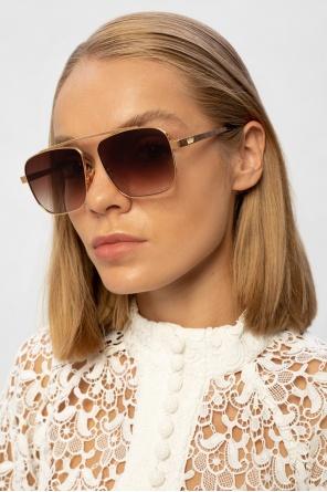 'big' sunglasses od John Dalia