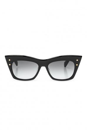 Sunglasses with logo od Balmain