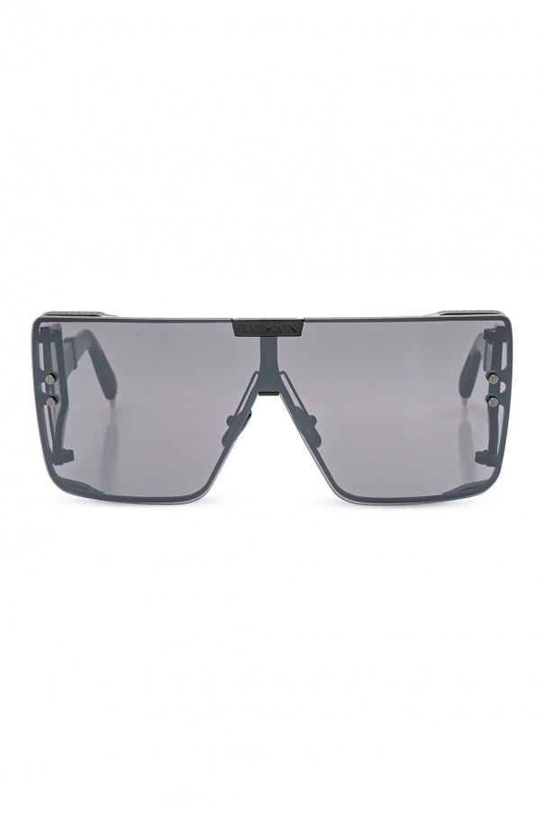 Balmain Sunglasses with logo