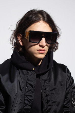 'wonder boy' sunglasses od Balmain