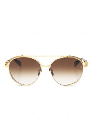 Logo-printed sunglasses od Balmain
