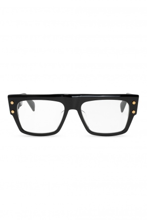 Optical glasses with logo od Balmain