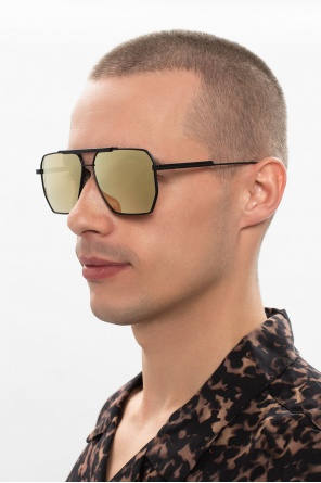 Logo sunglasses od Bottega Veneta