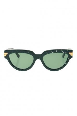 Sunglasses with logo od Bottega Veneta
