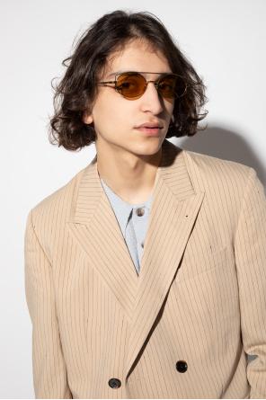 'architectural' sunglasses od Dior