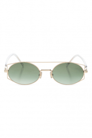 'architectural' sunglasses od Dior