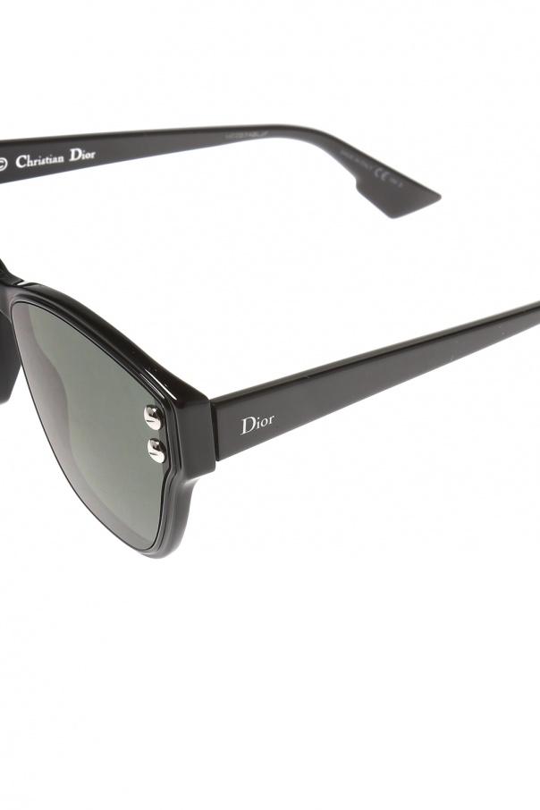 6acab62b3dee89 Okulary przeciwsłoneczne z logo Dior - sklep internetowy Vitkac