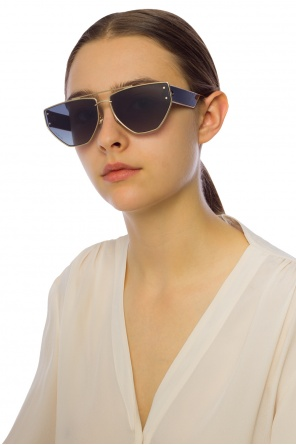 'diorclan2' sunglasses with logo od Dior