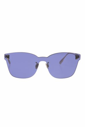 'color quake 2' sunglasses od Dior