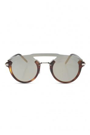 'futuristic' sunglasses od Dior