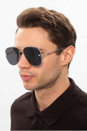 'scale' sunglasses od Dior