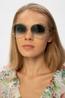 Chloé 'Rainbow Dot' sunglasses