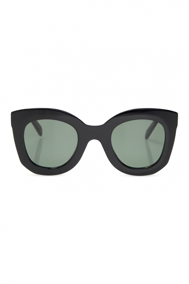 Celine Sunglasses with logo