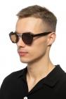 Moscot 'Jared Clip' clip-on sunglasses