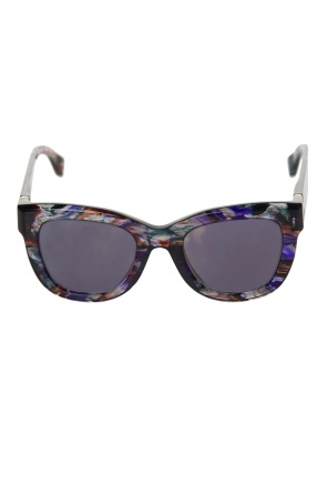 Colorful shaded frame sunglasses od Mykita