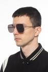 David Beckham Eyewear Logo sunglasses