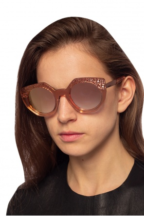 Sunglasses with logo od Diesel