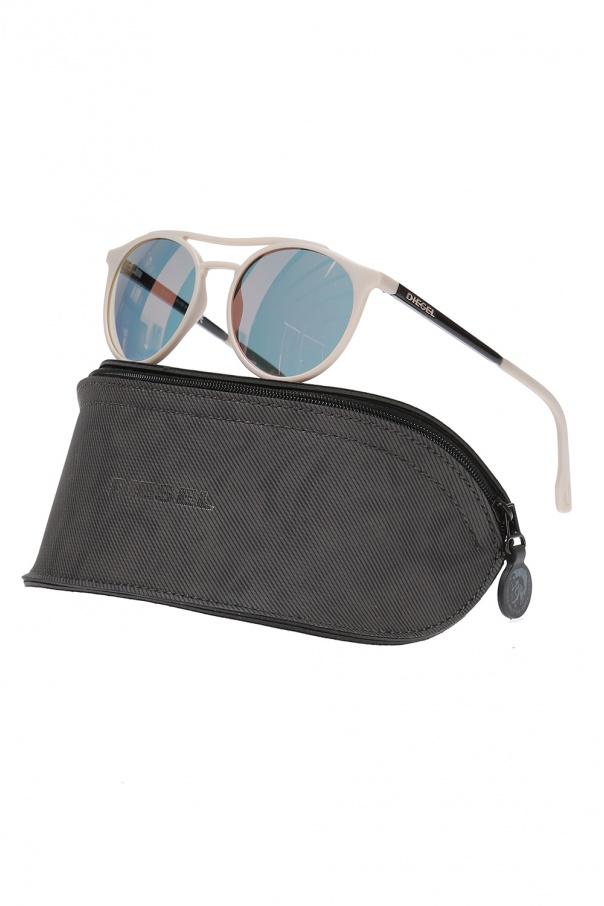 'dl 195' sunglasses od Diesel