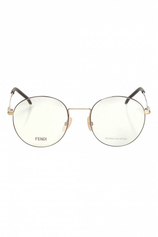 967796ce0ad Optical glasses with logo Fendi - Vitkac shop online