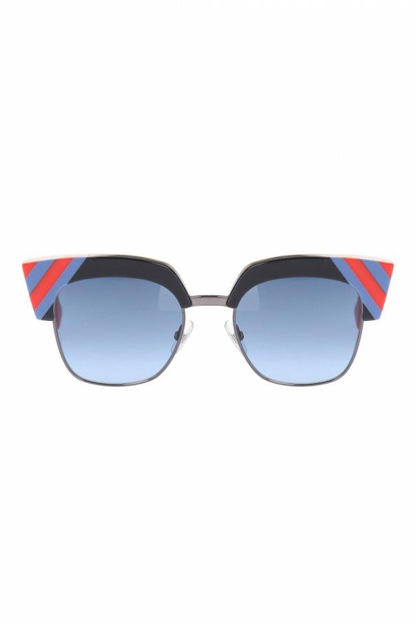 Fendi Okulary przeciwsłoneczne 'Waves'