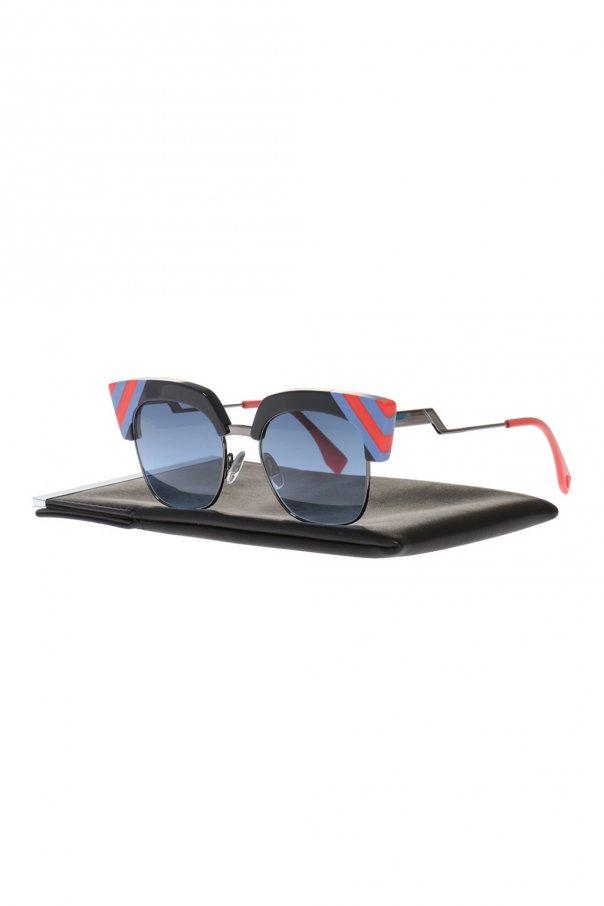 'waves' sunglasses od Fendi