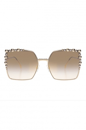 Can eye' sunglasses od Fendi