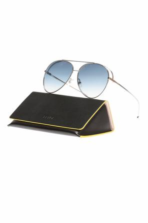 Aviator sunglasses od Fendi
