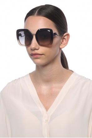 Branded sunglasses od Fendi