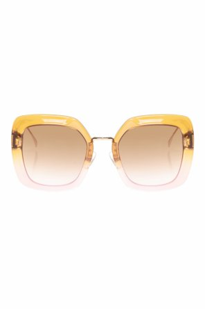 Sunglasses with logo od Fendi