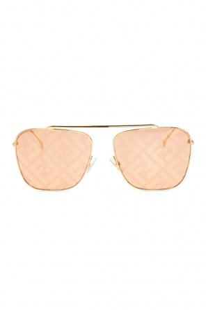Sunglasses with logo od Fendi