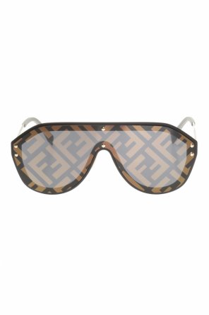 'fabulous' sunglasses with logo od Fendi