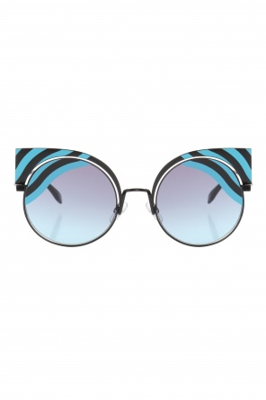 'hypnoshine' sunglasses od Fendi