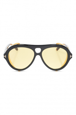 Sunglasses with logo od Tom Ford