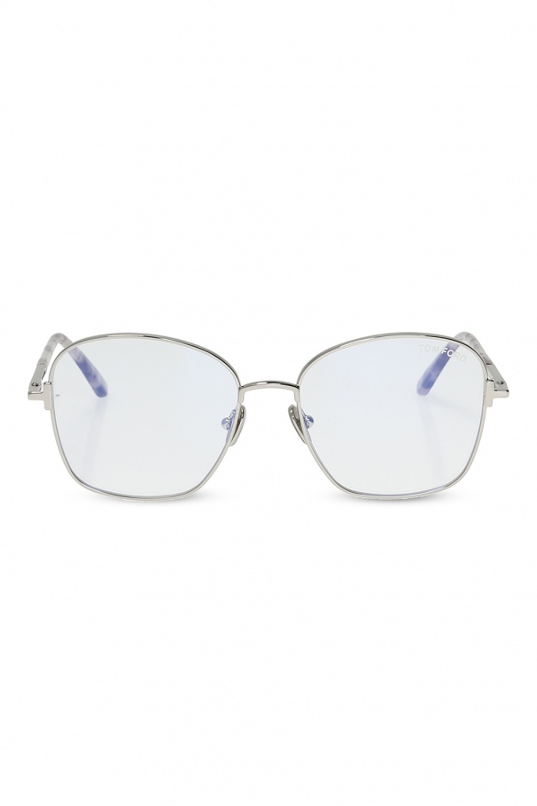 Tom Ford Optical glasses with logo