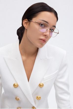 Optical glasses with logo od Tom Ford