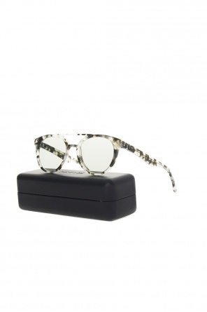 Shaded frame sunglasses od Mykita