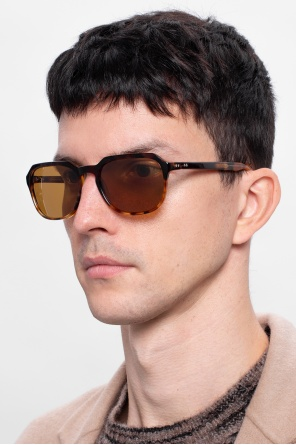'haskel' sunglasses od Moscot