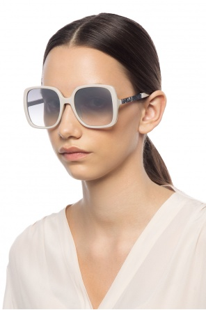 'chari' sunglasses od Jimmy Choo